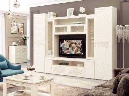 Набор мебели для гостиной Тиффани 28 (ширина 312 см)