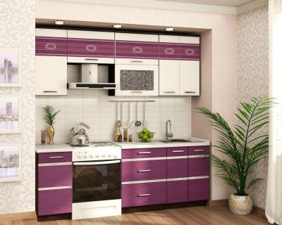 Кухонный гарнитур прямой (230 см) Палермо 8 Набор 8