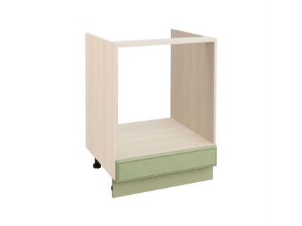 Стол кухонный под встраиваемую технику с выдвижным ящиком Оливия 72.57