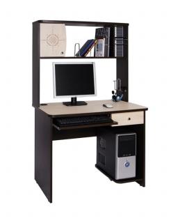 Компьютерный стол Орион-2.10 Дуб венге/Клен Танзай