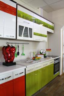 Кухня 2 метра Тропикана 17 (выставочный образец)