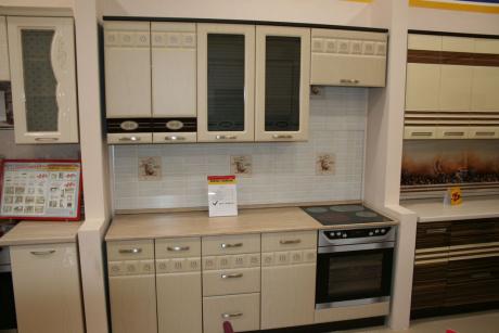 Кухонный гарнитур прямой Аврора 2000 мм