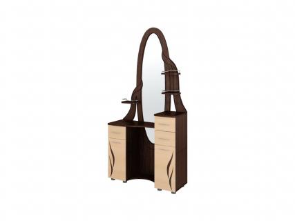 Столик туалетный Орхидея-3.10 ольха/клен танзай