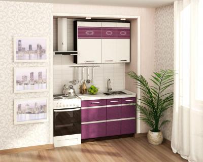Кухонный гарнитур прямой (160 см) Палермо 8 Набор 5
