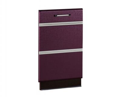 Панель для посудомоечной машины на 450 (без столешницы) 08.70