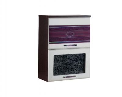 Шкаф-витрина (с системой плавного закрывания) 08.80