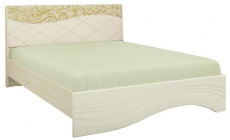 Кровать Соната 98.01.1 (1600)