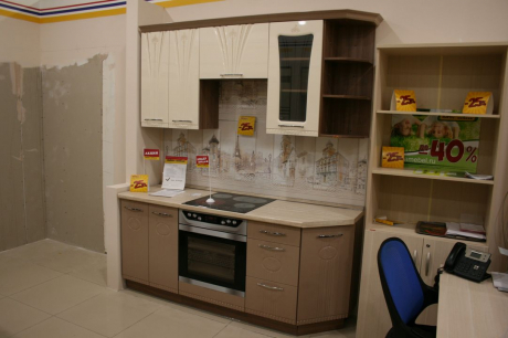 Кухонный гарнитур Афина-18 1900 мм