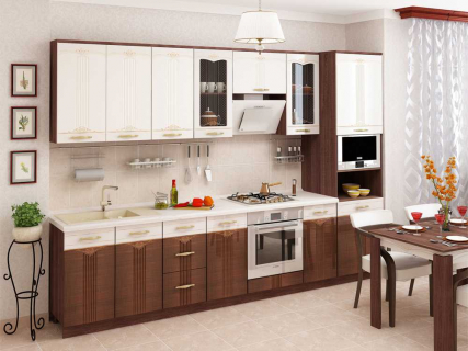 Кухня Каролина-3