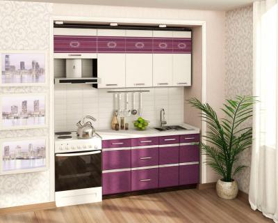Кухонный гарнитур прямой (200 см) Палермо 8 Набор 7
