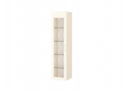 Шкаф-витрина малый (лев/прав) Тиффани 600.07