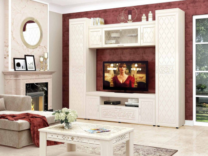Набор мебели для гостиной Тиффани 27 (ширина 250 см)